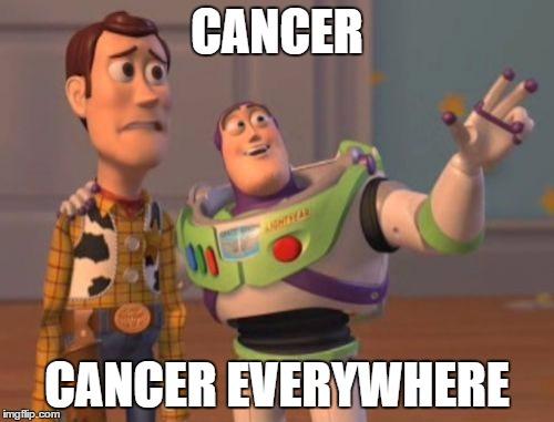 cancer everywhere