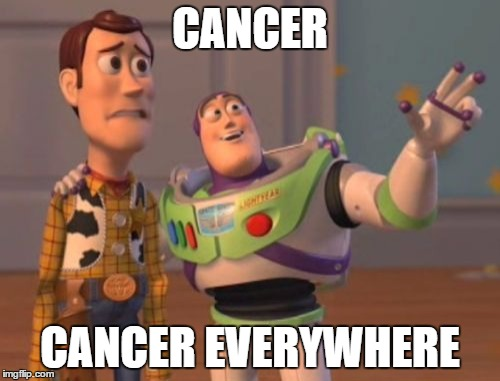 cancer everywhere