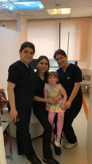 ali and nurses