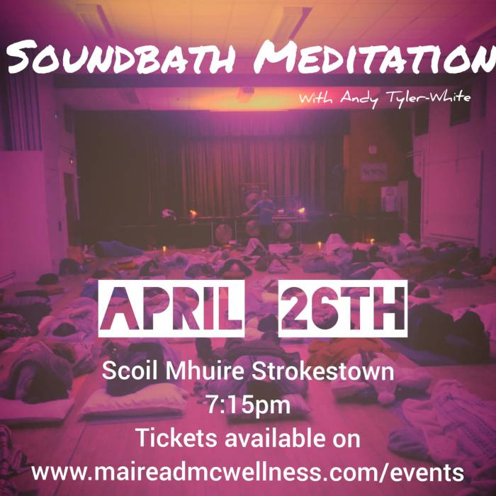 Soundbath April 26 ad